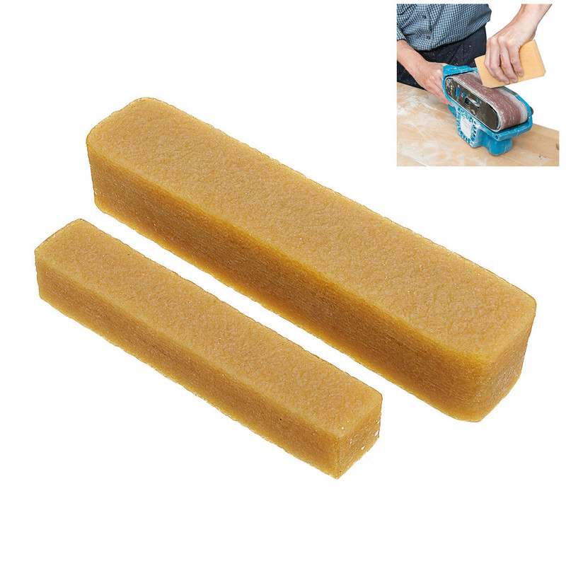 40x200mm 25x153mm Abrasive Cleaning Stick Sanding Belt Band Drum Cleaner Sandpaper Cleaning Eraser for Belt Disc Sander