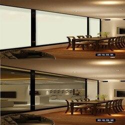 HOHOFILM 9PCS Smart Film Gebäude Fenster Gläser Smart Film PDLC Magie Schaltbare Transparent Farbe Film Angepasst