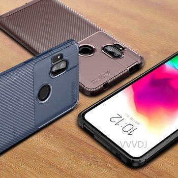 Teléfono de lujo para Motorola Moto una Hyper smartphone Fundas de silicona...