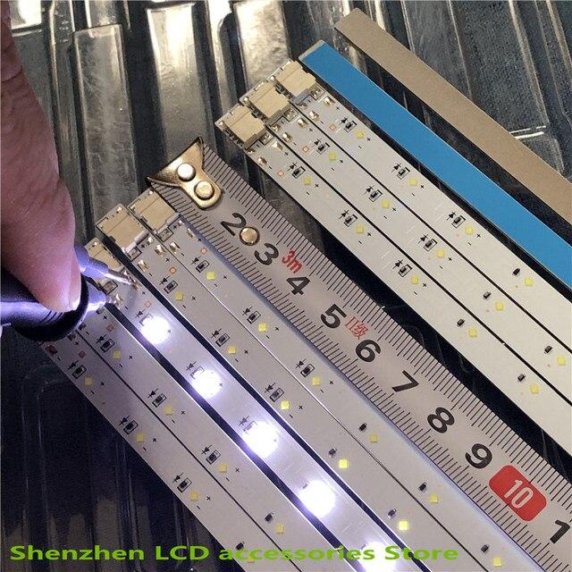 Striscia di retroilluminazione a LED per Sam cantato 160628 160616 BN95 03721A ununun49k5300 UE49K5100 CY FK049BNEV3H