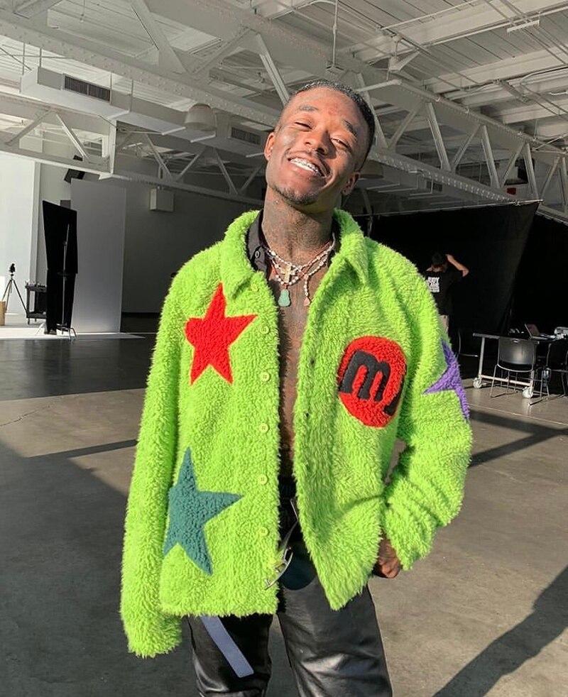 Giacche CPFM XYZ Oversize Star ricamate uomo donna 1:1 giacche CPFM di alta qualità Streetwear giacche Hip-Hop Kanye West CPFM