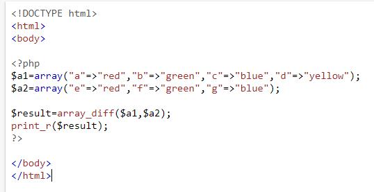 PHP数组清除空组方法