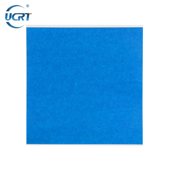 UCRT 210*200mm Blue Heat Paper Hotbed Sticker 200*200mm Heat Bed Tape Print Sticker Build Plate Tape for 3D Printer parts image