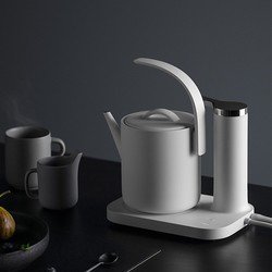 850ML Electric Kettle SanJie D2 1000W Power Auto Water Pumping Fast Boiler Water Heater Desktop 220V Classic Simple Style Boiler
