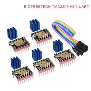 Image 5 - BIGTREETECH クローナ V1.3 32 ビット 3D プリンタコントローラボードと TFT35 V2.0 タッチスクリーン TMC2209 TMC2208 UART ステッピングモータ駆動