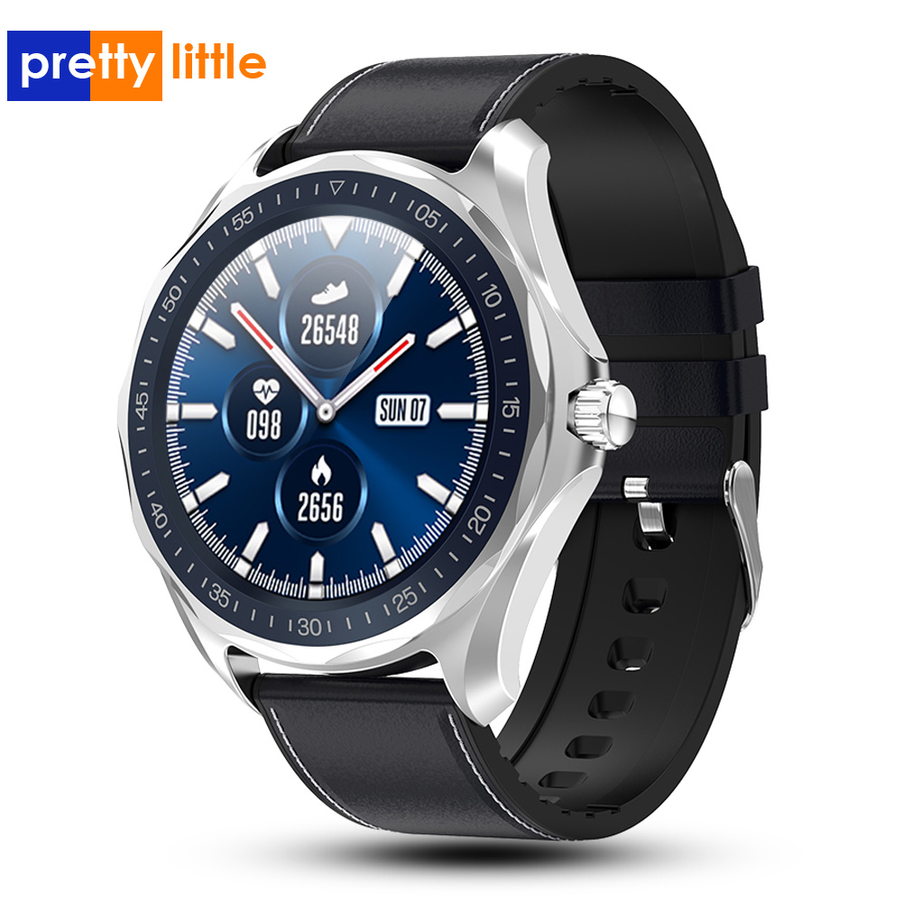 <font><b>2019</b></font> <font><b>new</b></font> S09 <font><b>Smart</b></font> <font><b>Watch</b></font> Men IP68 Waterproof Heart Rate Monitor Blood Pressure Fitness Tracker GPS Smartwatch for Android iOS image