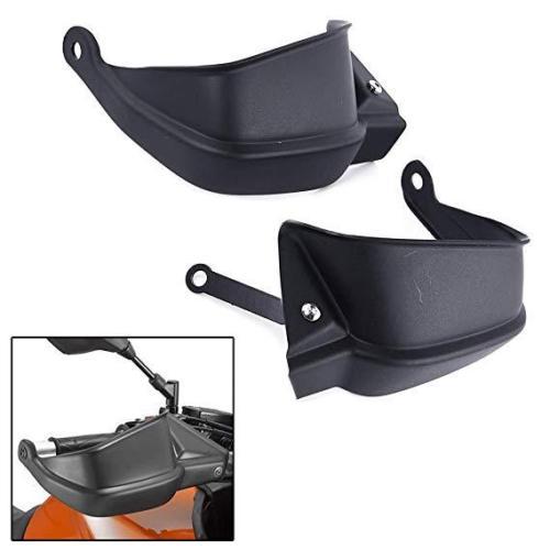 Handle Bar Hand Guard Brush Handguard Protector Wind Shield Deflectors For Honda CB500X 2013 2014 2015 2016 2017 2018 2019 Black
