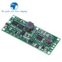 Повышающий Модуль для зарядки постоянного тока 5 В-12 в до 9 В/12 В для 18650 литиевых аккумуляторов Ups преобразователь защиты напряжения зарядка разрядка