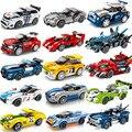 Technic Stadt Blöcke Kompatibel Legoed Spielzeug Stadt Bausteine Racing Auto Fahrzeug Spielzeug Playmobil Block Spielzeug Für Kinder
