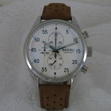 Топ люксовый бренд повседневные мужские часы с хронографом японские кварцевые часы чехол из нержавеющей стали tag A122