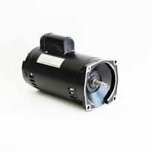 цена на pool pump motor 0.75kw 1hp 220V 3450rpm single phase electric induction ac asynchronous motor