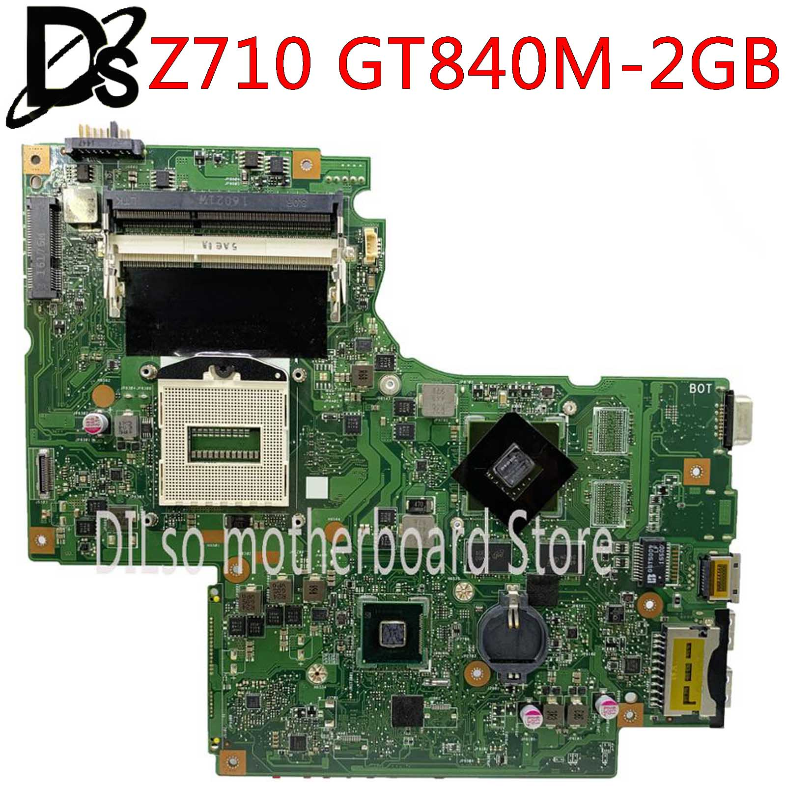 Lenovo Z710 Notebook Laptop Mainboard Reparatur