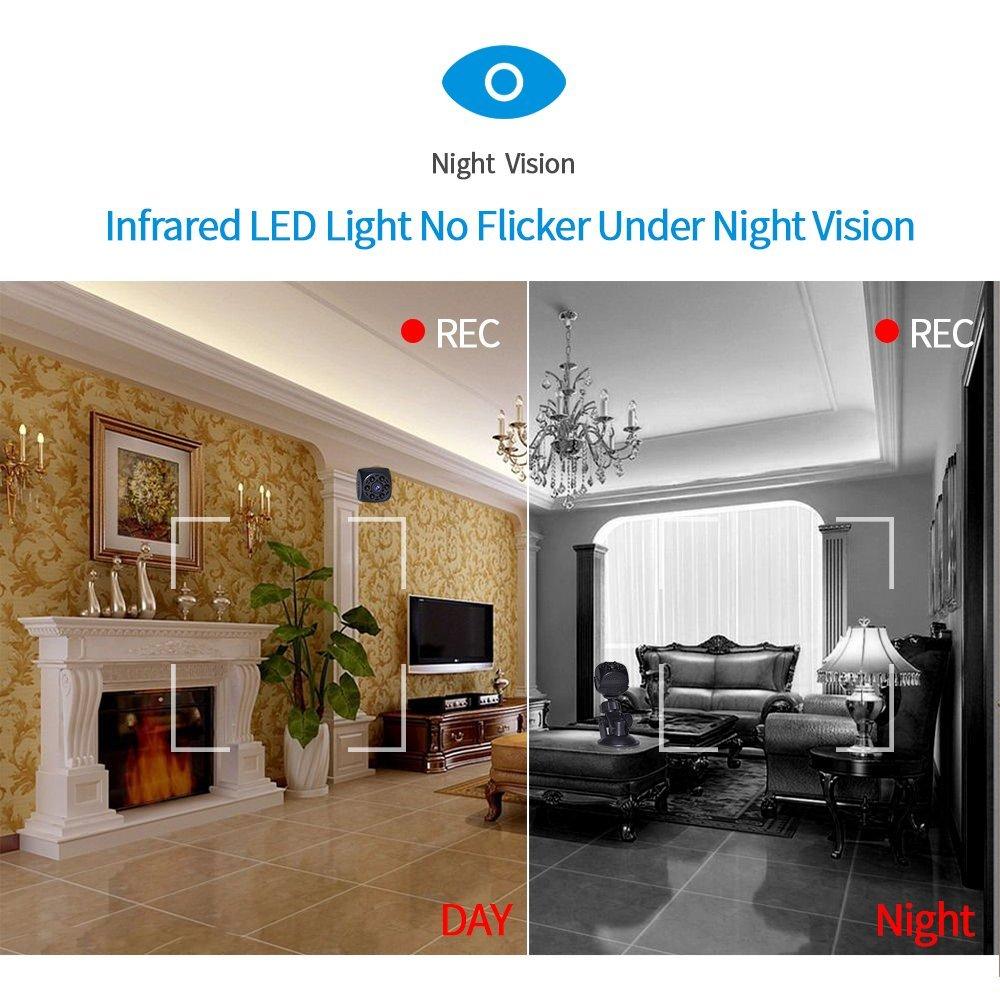 Image 5 - Vandlion Mini Camera Video Cam Voice Recorder Night Vision  Recording Mini Camcorder Digital Recorder A10Mini Camcorders   -