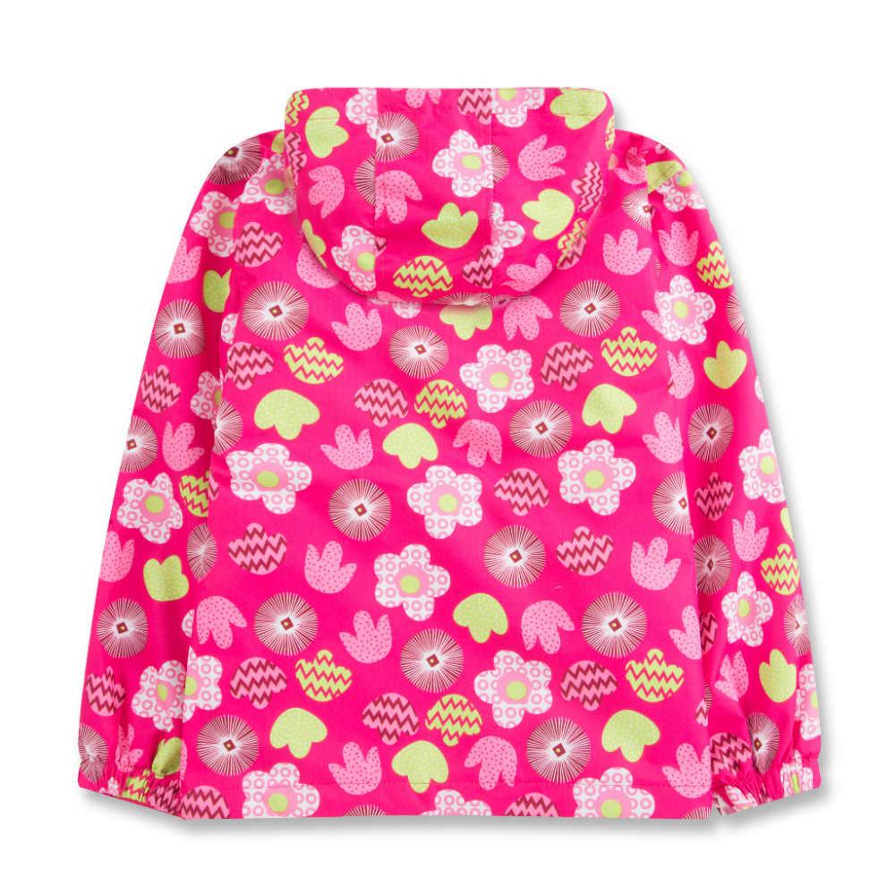 Klaring Kinderen Fleece Vest Hooded Jas Lente Herfst Jas 3-12Years Heldere Printing Teenage School Uniform Geul Kleding