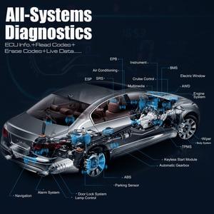 Image 4 - Herramienta de escaneo diagnóstico de coche, dispositivo con todos los sistemas y 21 servicios, IMMO, restablece el aceite, EPB, BMS, SAS, DPF, ABS, Autel MaxiCOM MK808BT