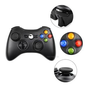 Image 5 - Điều Khiển Không Dây Cho Xbox360 Bộ Điều Khiển Joypad Joystick Cho Microsoft Xbox 360 Máy Tính Máy Tính Điều Khiển Gamepad Controle Vải Bố Cao Cấp Mando