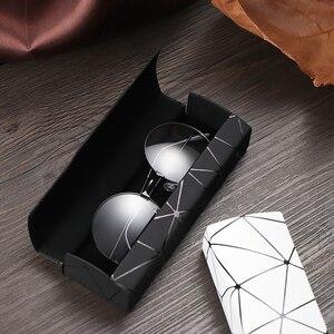 Hot New 1PC Unisex Portable Glasses Box Fashion Rectangle Reading Eyeglasses Sunglasses Protective Case Eyewear Protector(China)