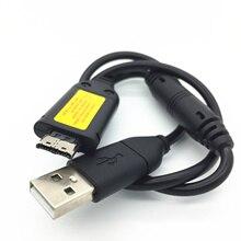 USB кабель для зарядки и передачи данных для Samsung, кабель для передачи данных для Samsung, серия ES55, ES57, ES60, ES63, ES65, ES67, ES70, ES71, ES73, ES74