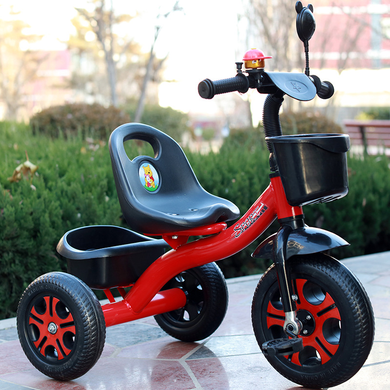 LazyChild Pedal Trike Baby Balance Bike Multi-function Kid Bicycle Child Stroller Gift For 1-6 Years Baby 2021 New Dropshipping
