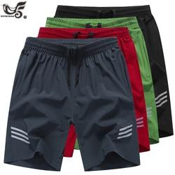 Verão 8xl 9xl streetwear masculino calções casuais para treino joggering sweatpants masculino board curto de secagem rápida respirável roupas