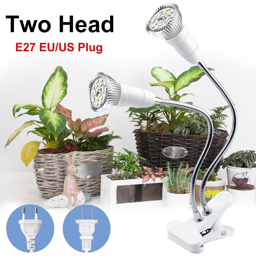 28W Full Spectrum E27 LED Grow Light Growing Lampe Licht Bulb Für Flower Plant z