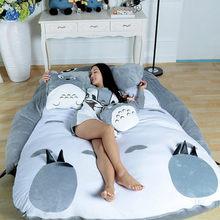 VESCOVO duża dmuchana sofa podłogi materac do salonu odpoczynku beanbag poduszki tatami pojedyncze podwójne twin pełna królowa rozmiar