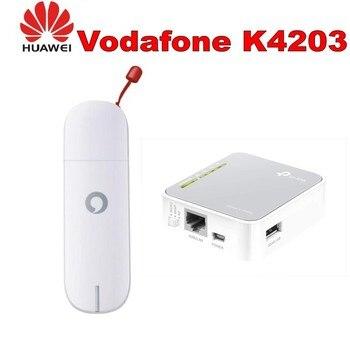 Lot of 10pcs Vodafone K4203 Modem USB HSPA 21.6 Mbps+ TP-Link TL-MR3020 150 Mbps 1-Port 10/100 Wireless N Router