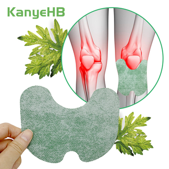 60pcs Knee Pain Medical Plaster Wormwood Extract Joint Ache Relieving Muscle Pain Sticker Rheumatoid Arthritis Painkiller Patch 8 48 64pcs joint aches painkiller medical plaster chinese herbal extract knee rheumatoid arthritis pain relief patch health care