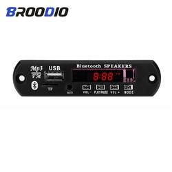 Placa decodificadora de música para reproductor MP3, Bluetooth, Radio FM, USB, TF, USB, módulo AUX de 3,5mm, kit de receptor de Audio Bluetooth para accesorios de coche