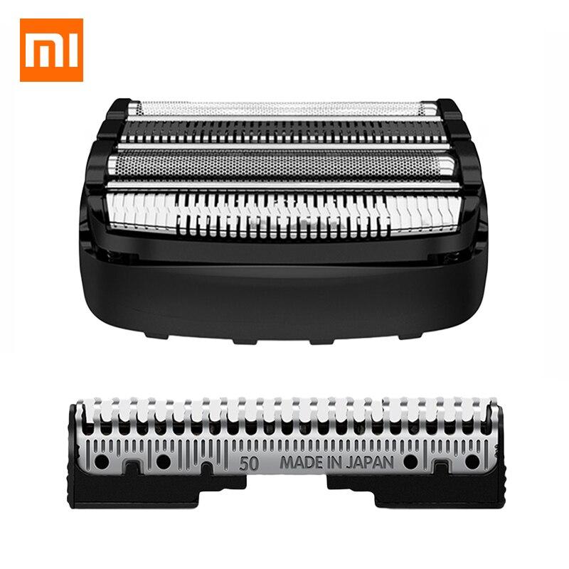 Xiaomi Mijia SMATE 4 лезвия головка электробритва нож сетка оригинальные аксессуары наружный нож сетка Смарт-гаджеты      АлиЭкспресс