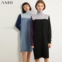 Платье-водолазка в стиле колор блок Цена 2025 руб. ($25.92) | 101 заказ Посмотреть