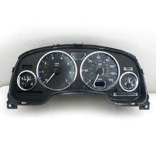 Vauxhall Opel Astra G хром Спидометр Калибровочные кольца Zafira A MKI ободок отделка OPC приборной панели окружает