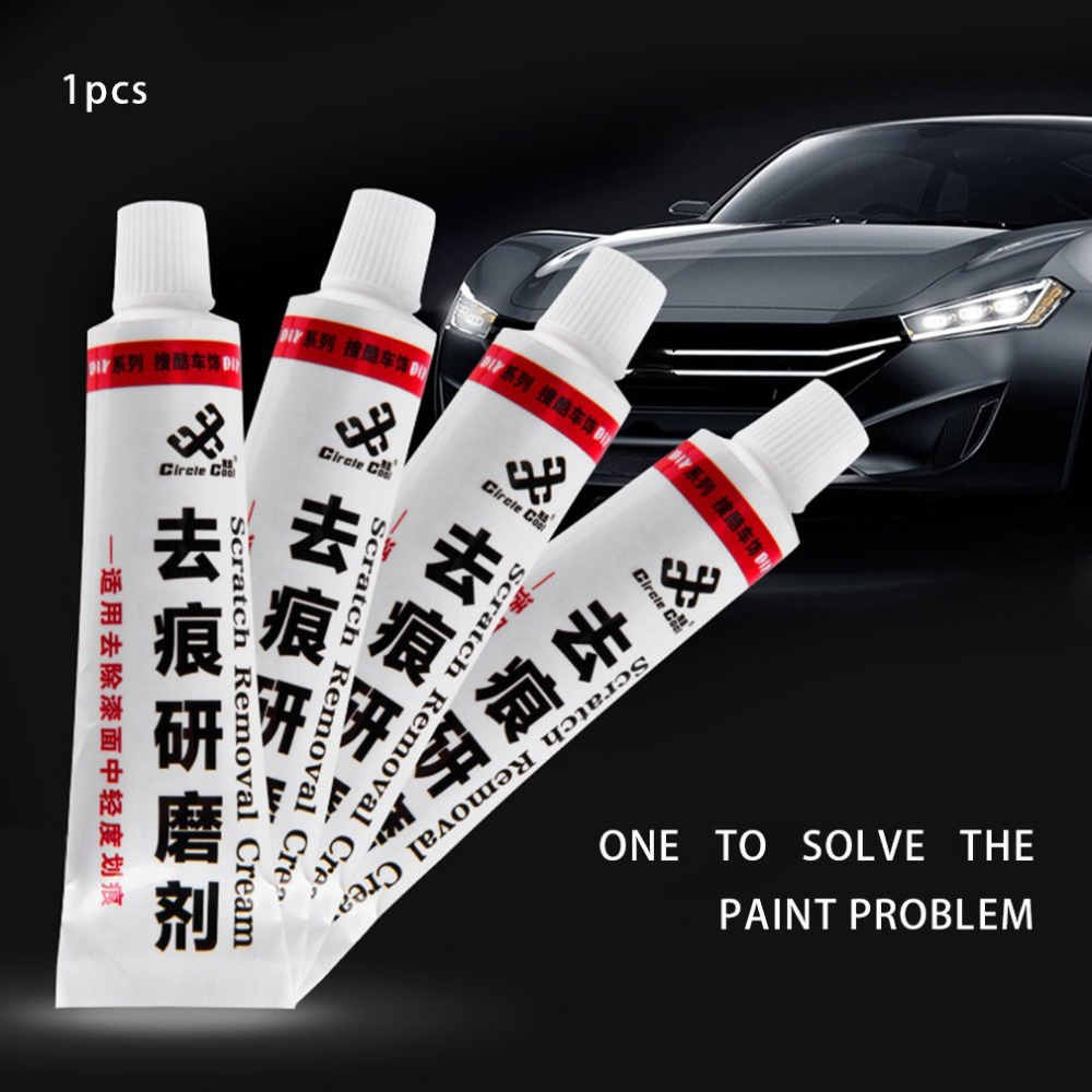 Car Scratch Paint Care Body Polijsten Krassen Pasta Putty Auto Supply Auto Accessoires Multipurpose Wax