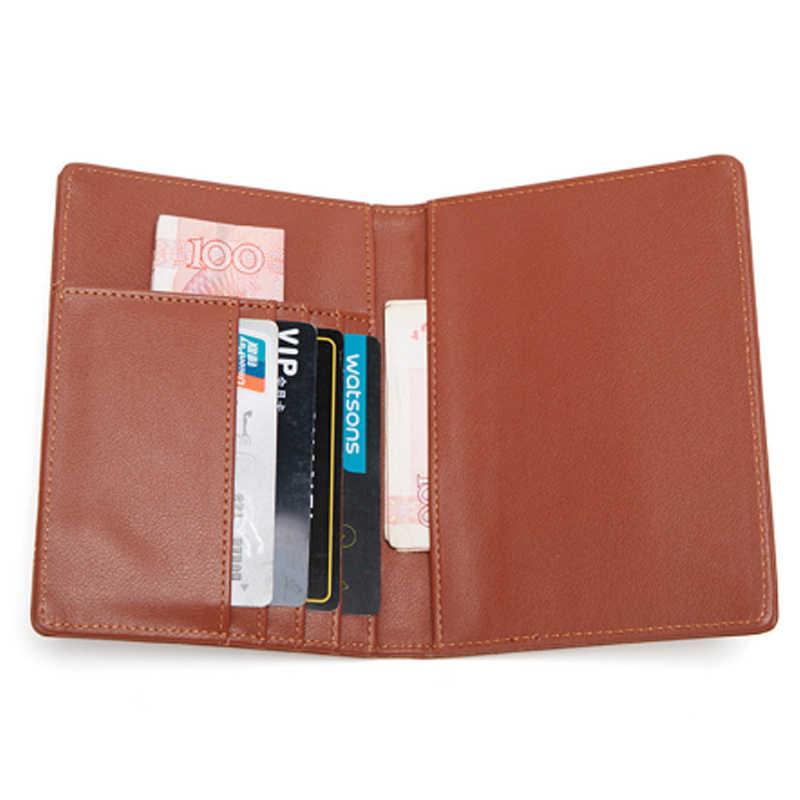 Hot Air Passport Cover Women Men Passport Holder Organizer Travel Covers for Passports Girls PU leather Passport Case