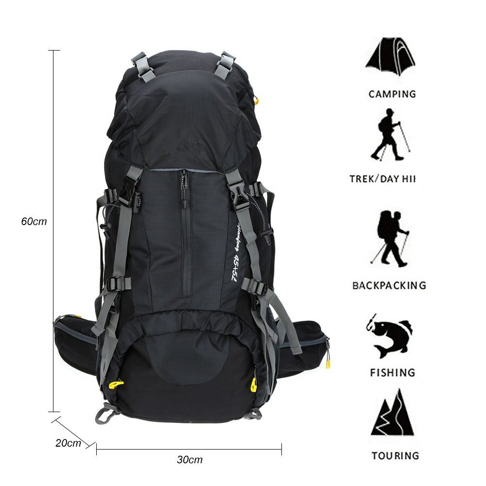 70L Outdoor Backpack