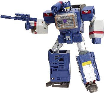 Hasbro Genuine Transformers Generations Titans Return 25cm Soundwave Titan Master Soundblaster Collectible Toy Model Figure 2