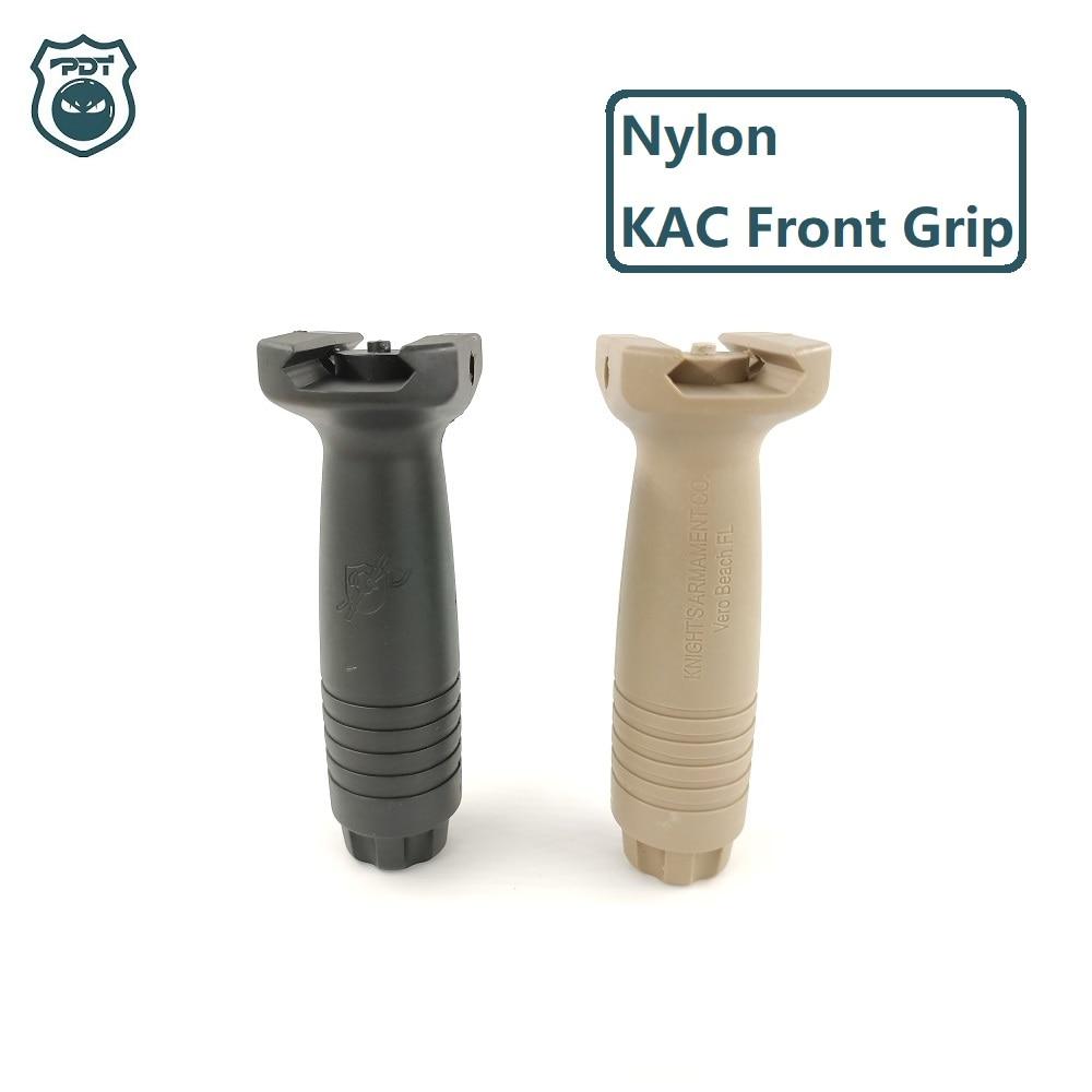 Kublai Nylon MK18Mod0 CQBR Engraving KAC Front Grip For Water Gel Ball Blaster AEG Airsoft