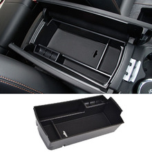 Car Accessories Cars Armrest Secondary Storage Box Glove Pallet Container Center Console Tray For PEUGEOT 3008 2017-2020