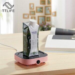 Image 3 - TTLIFE Neue USB Heizung Konstante Temperatur Heizung Coaster Elektrische Tee Maschine Desktop Heißer Milch Maschine Baby Flasche Warme Milch