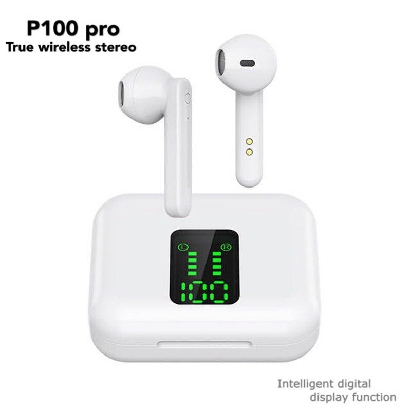 P100 Pro True Wireless Stereo Earphone 1
