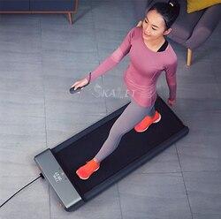 Xiaomi A1 Walkingpad eléctrico inteligente plegable cinta de correr espacio máquina de caminar aeróbico deportes Fitness Dispositivo de uso en el hogar
