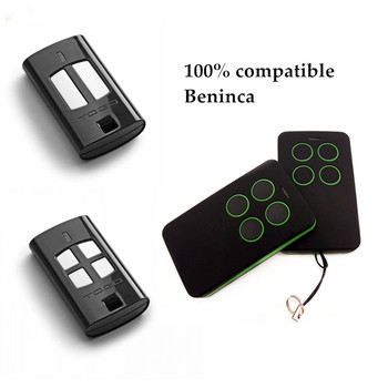 BENINCA TOGO2WV remote control Replacement remote control for BENINCA TO.GO2WV remote control 433.92 Mhz rolling code remote control