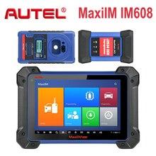 Autel MaxiIM IM608 OBD2 אבחון כלי OBDII IMMO & מפתח מתכנת OBD2 סורק שמן איפוס/EPB/BMS/SAS/DPF שירות PK IM508