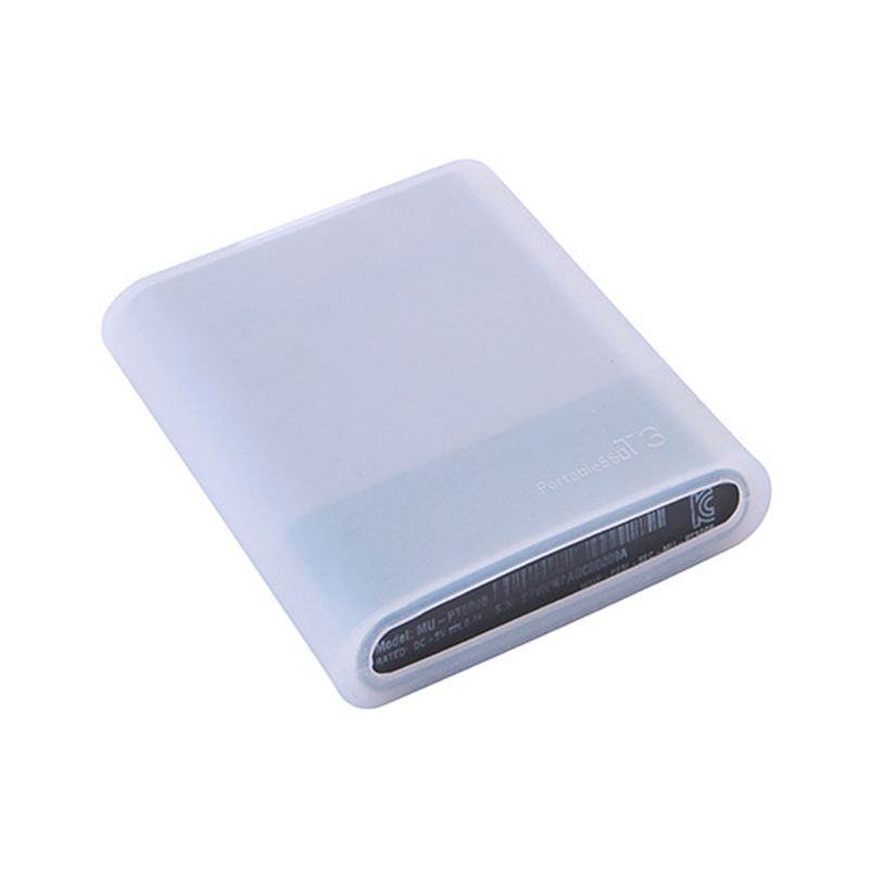 HDD Bags Cases Hard Drive Disk HDD Silicone Case Cover Protector Skin For SAMSUNG T5 SSD