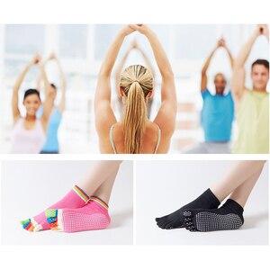 Image 4 - Sportswear Frauen Yoga 2 Stück Set Trainingsanzug Fitness Sport Hosen Laufen Outdoor Top Gym Kleidung Anzüge Brust Pad Sport Tragen
