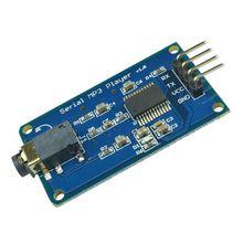 YX5300 UART управление серийный MP3 музыкальный плеер модуль для Arduino/AVR/ARM/PIC