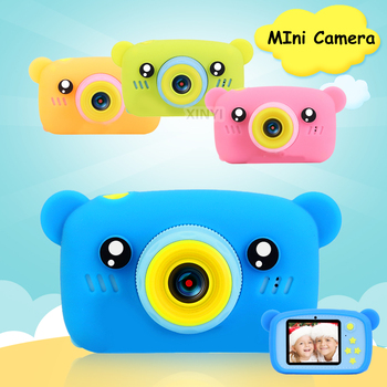 Aparat fotograficzny dla dzieci aparat fotograficzny dla dzieci aparat cyfrowy HD dla dzieci zabawki dla dzieci prezent urodzinowy zabawki edukacyjne dla dzieci aparat dla dzieci dziewczyna i chłopiec tanie i dobre opinie CCRALX 2x-7x CN (pochodzenie) Brak Hd (1280x720) 4 3 cali 18-55mm 10 0-20 0MP YX008 Karty SD Standardowy ekran 2 -3 Zdjęcie JPEG Wideo AVI