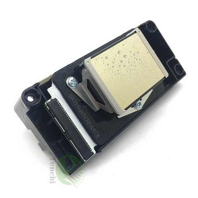100% garantía Original nuevo cabezal de impresión F186000 F187000 F160010 desbloqueado DX5 para piezas de impresora de inyección de tinta Epson stylus pro