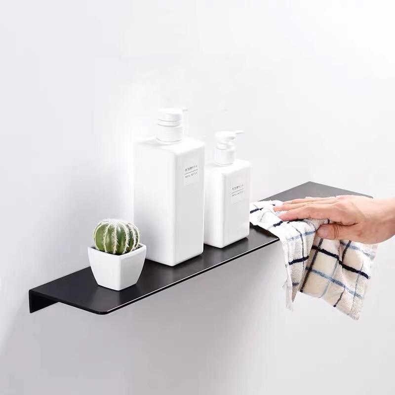 מדפי אלומניום לאמבטיה ולחדרים 2
