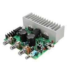 TDA7294 Audio Amplifier Board 2.0 Dual Channel 2X100W High Power AC 20-26V Amplificador For Home Sound Speaker Audio DIY Module